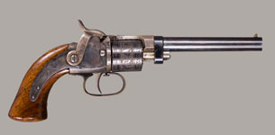 MASSACHUSETTS ARMS Co. MAYNARD PRIMED BELT REVOLVER
