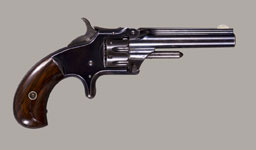 S&W MODEL No.1 THIRD ISSUE REVOLVER