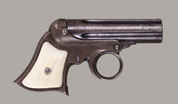 REMINGTON-ELLIOT MODEL 1863 DERINGER
