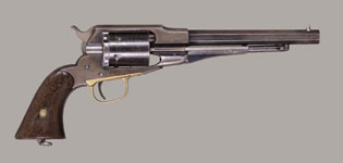REMINGTON NEW MODEL 1875 U.S. NAVY CONVERSION REVOLVER