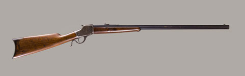 "WINCHESTER MODEL 1885 ""HIGH WALL"" SINGLE SHOT RIFLE"