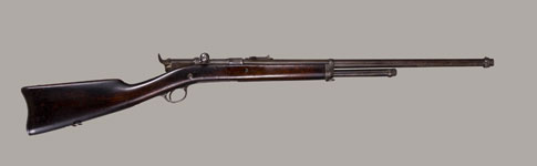 REMINGTON-KEENE MAGAZINE BOLT ACTION RIFLE