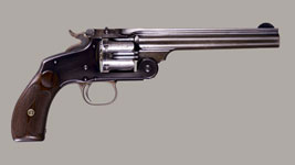 SMITH &WESSON NEW MODEL 1878 No.3 SINGLE ACTION REVOLVER