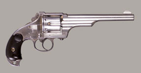 MERWIN & HULBERT LARGE FRAME SECOND MODEL 1878 D/A  ARMY REVOLVER