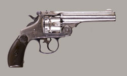 SMITH &WESSON 44 DOUBLE ACTION FIRST MODEL 1881 REVOLVER